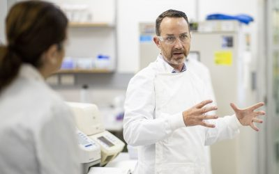 $17m shot in the arm for UQ's COVID-19 vaccine research